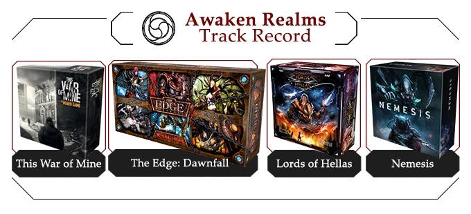 Tainted Grail: The Fall of Avalon by Awaken Realms — Kickstarter