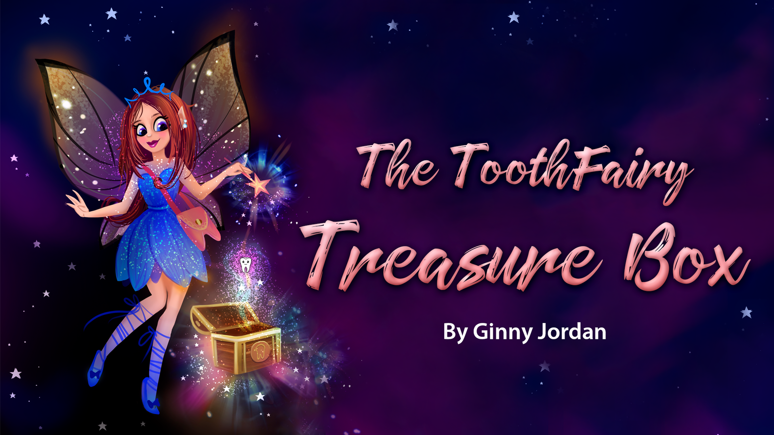 Capture the magic of the Tooth Fairy with this new children's book and toy that is sure to become an instant family tradition!