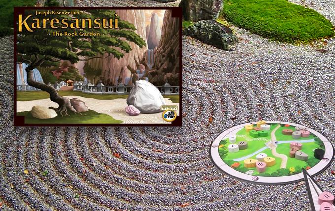 Karesansui: The Rock Garden (msrp $50)