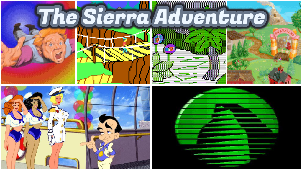 The Sierra Adventure - The Story of Sierra On-Line project video thumbnail