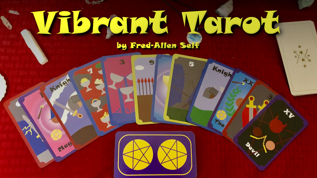 Vibrant Tarot project video thumbnail