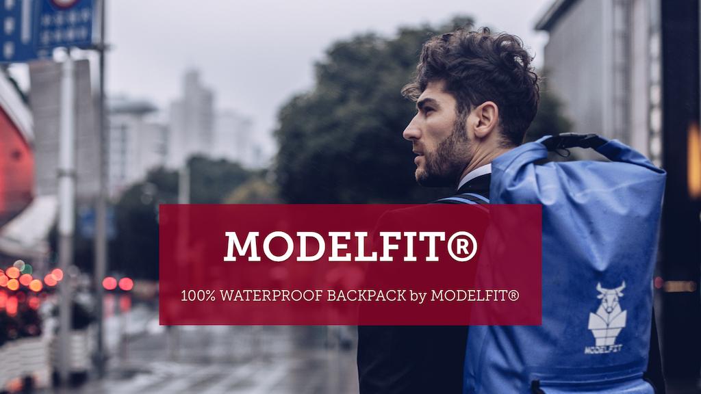 100%WATERPROOF FVG BACKPACK by MODELFIT®