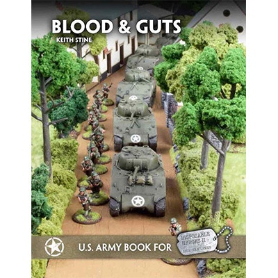 Add  - On - Blood and Guts - USA Army Book