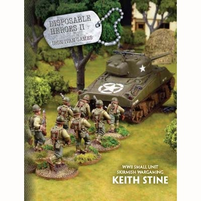 Add  - On - Disposable Heroes II WW2 Wargaming Rules