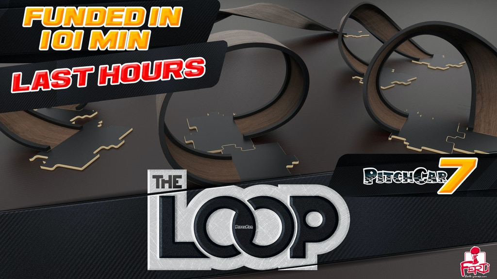 PitchCar Expansion 7: The Loop project video thumbnail