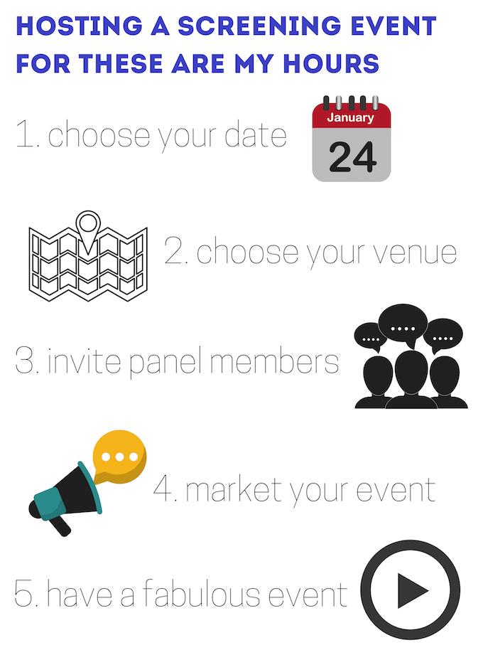Hosting a Community Screening Event
