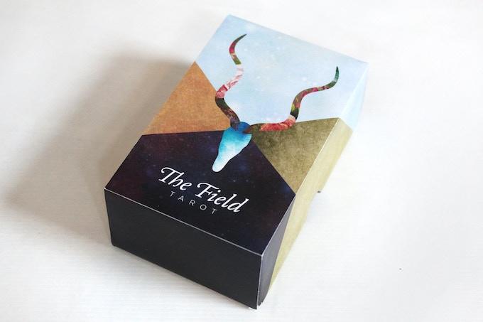 The Field Tarot Box