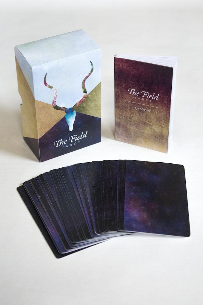 The Field Tarot Box Set