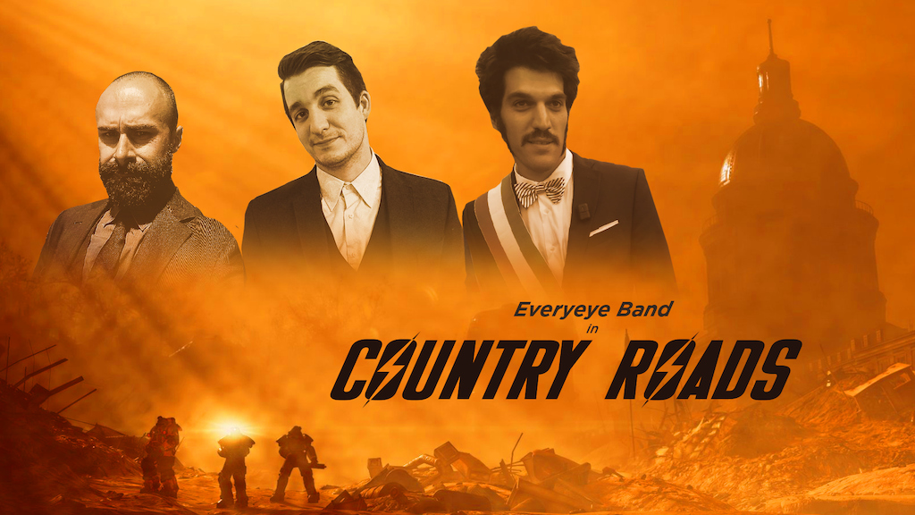"Everyeye Band in ""Country Roads"" (tema ufficiale Fallout 76) project video thumbnail"