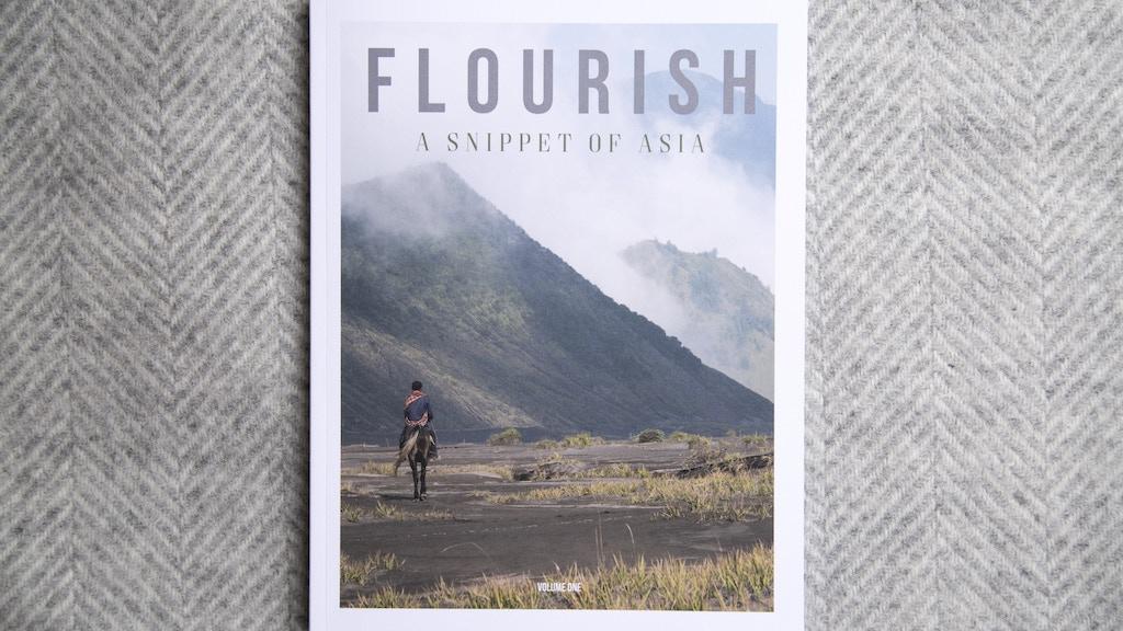 Flourish Vol. 2: A Travel & Lifestyle Magazine project video thumbnail