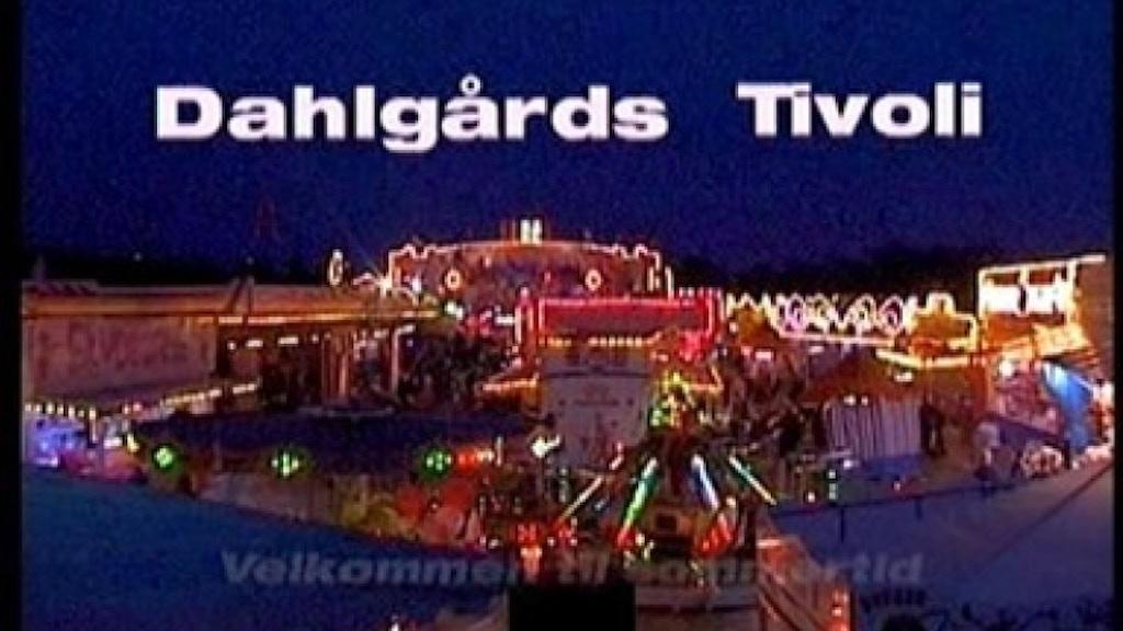 Dahlgårds Tivoli Podcasten - episode 1-4 project video thumbnail