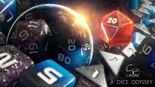 A Dice Odyssey - from  Dec. 7th to Dec. 14th 2018