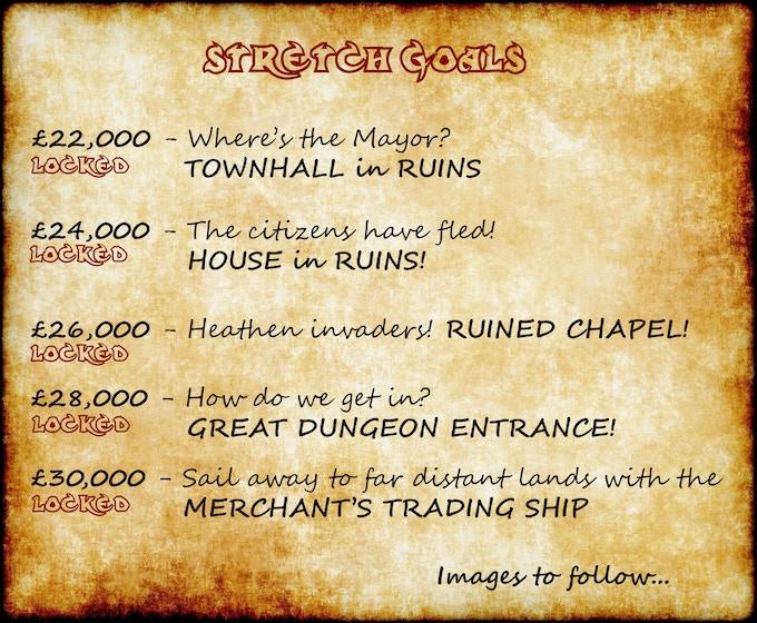Stretch Goals set 4
