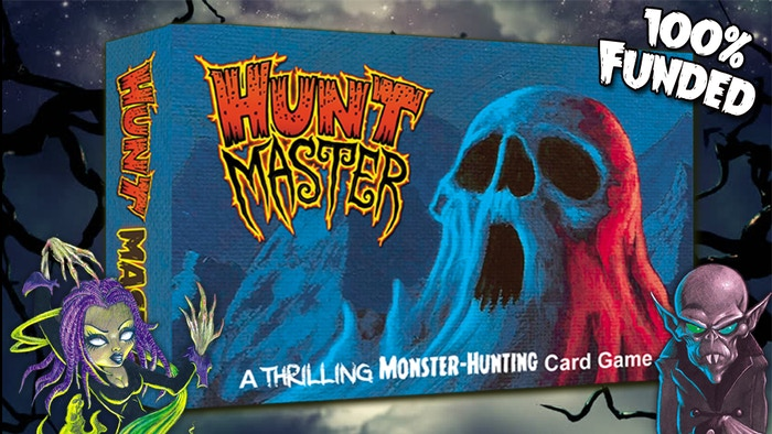 A family-friendly game of monster-hunting, deduction and bluffing for 2-4 players.