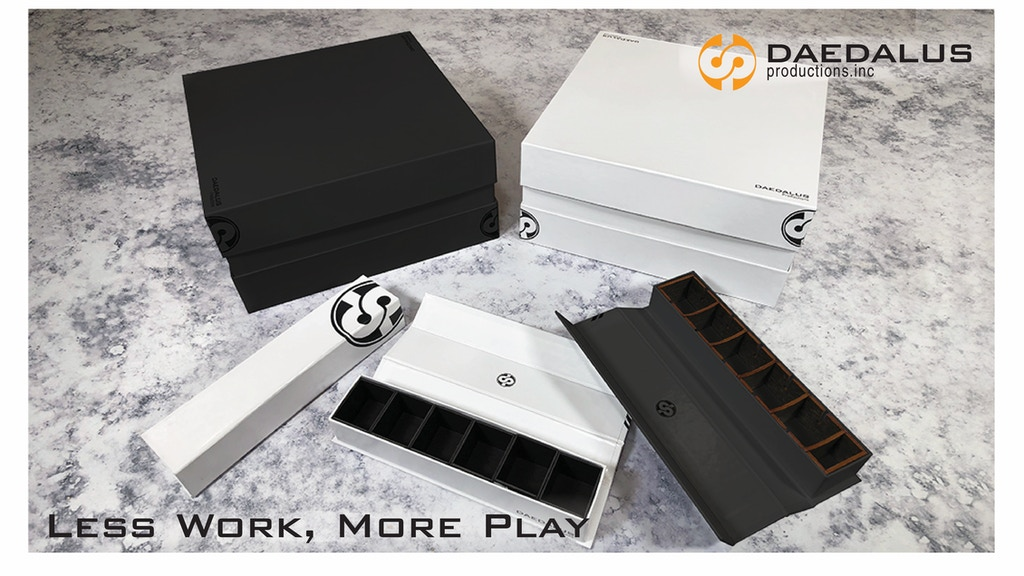 Project image for Daedalus Expansion and Bit Boxes (Canceled)