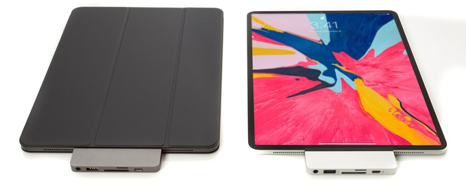 Works with or without Apple Smart (Keyboard) Folio
