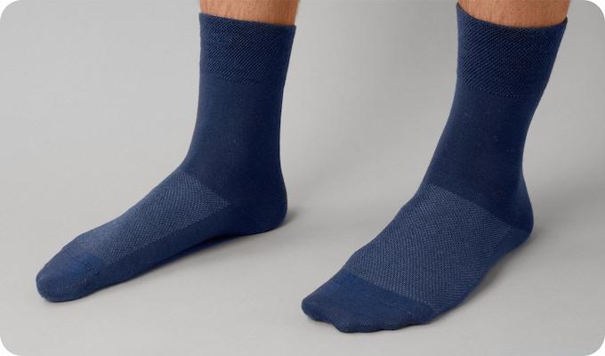 SilverSocks - World's Cleanest Silver Merino Wool Crew Socks