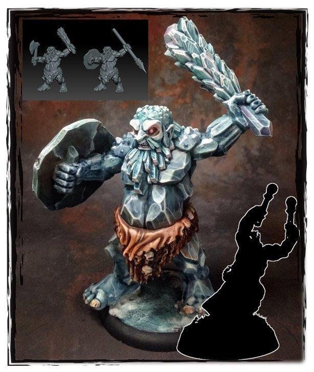 Rise of the Powrie by Cauldron Born Miniatures — Kickstarter