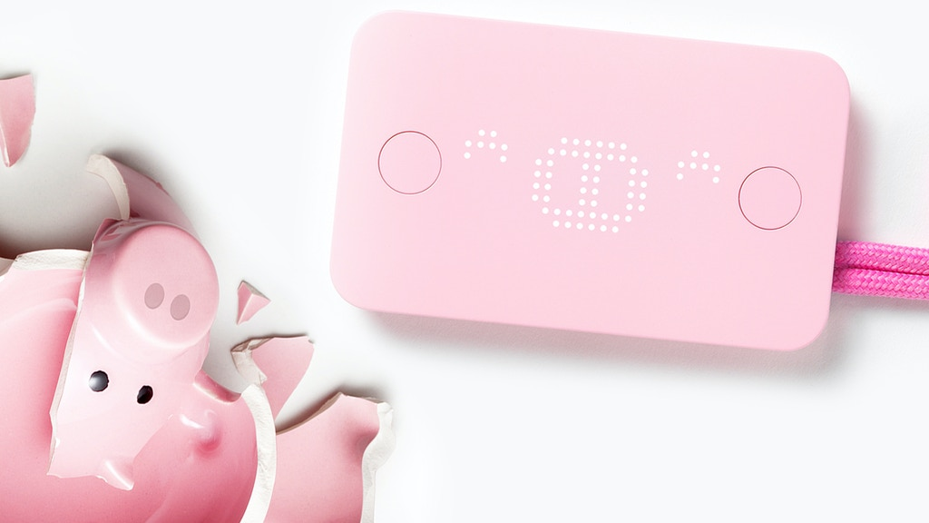 Pigzbe: a piggy wallet, not a piggy bank.