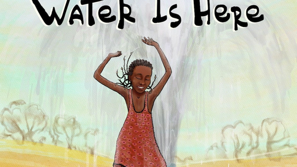 Princess GieGie - Water Is Here. project video thumbnail