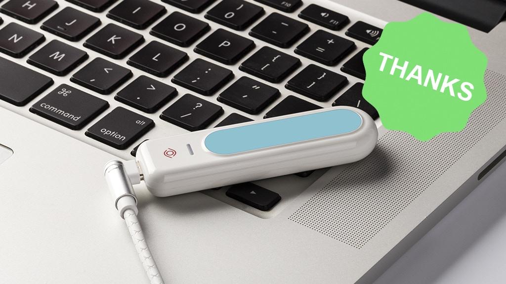 eyeDisk, Unhackable USB Flash Drive project video thumbnail