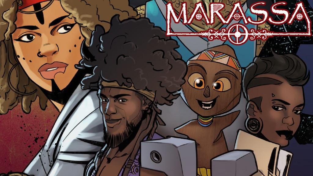 Marassa #1 project video thumbnail