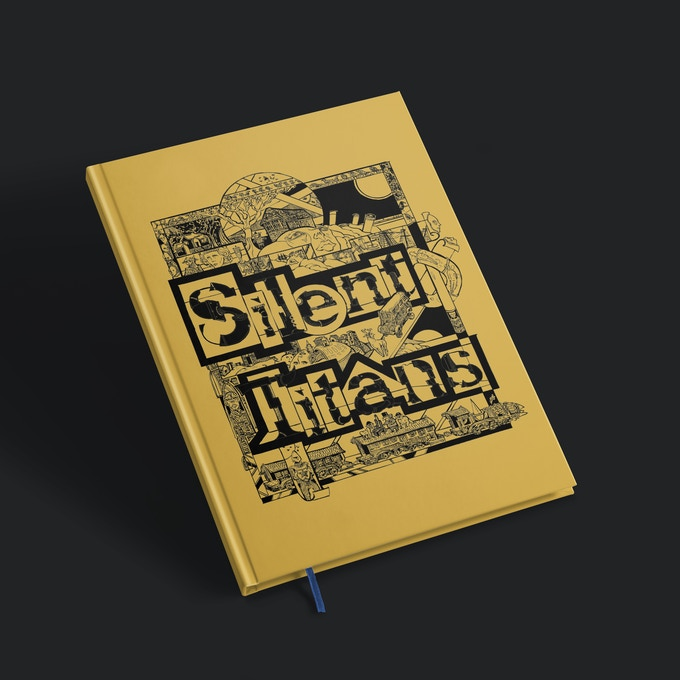 A digital mockup of the cloth cover