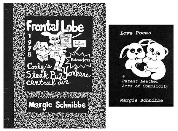 Vintage Margie Xerox 'Zines
