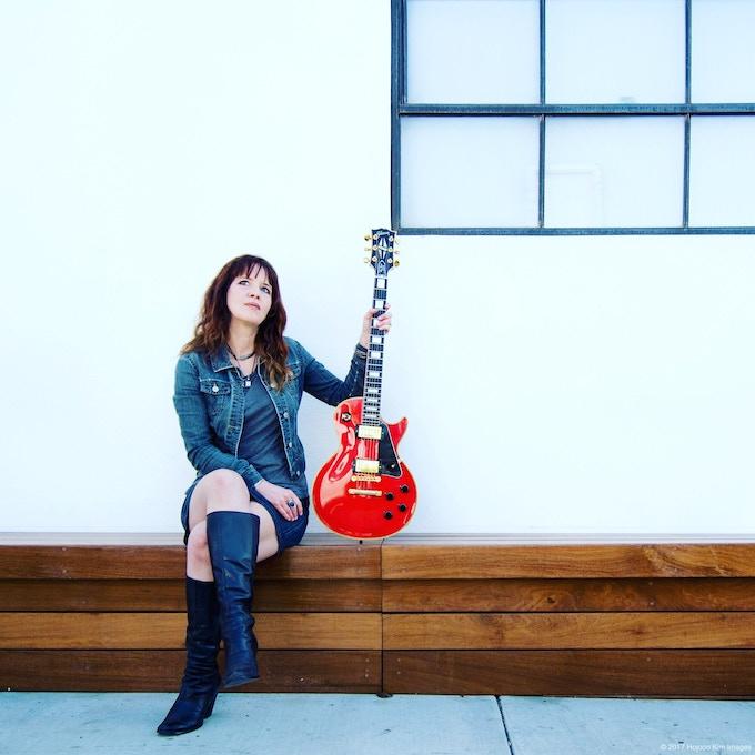 Nikki O'Neill. Photo by Hojoon Kim.