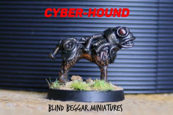 Cyber Hound Stretch Goal miniature