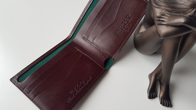 Our stylish wallet with addition of modernity for her and for him.