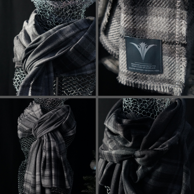 Black House Mill Seriously Oversized Scarf