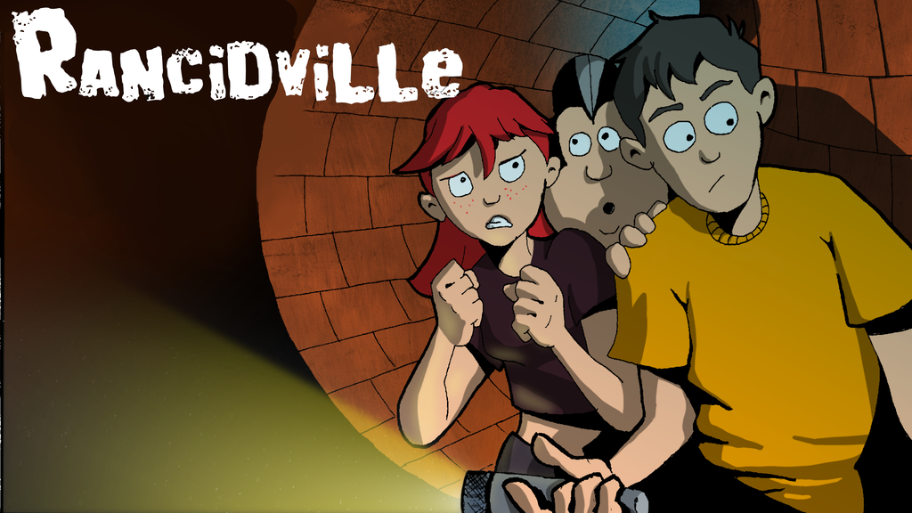 Rancidville: The Rotten Truth - A kid centric mystery/comedy project video thumbnail