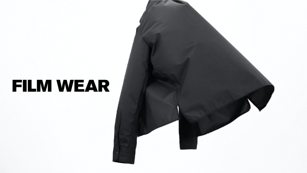 Film Wear - The ultimate in film-like clothing is the top crowdfunding project launched today. Film Wear - The ultimate in film-like clothing raised over $618609 from 38 backers. Other top projects include MOON PHASE automatic mechanical watch - by BEHRENS ORIGINAL, KIDESK: the smart desk forms good sitting habits for kids, ...