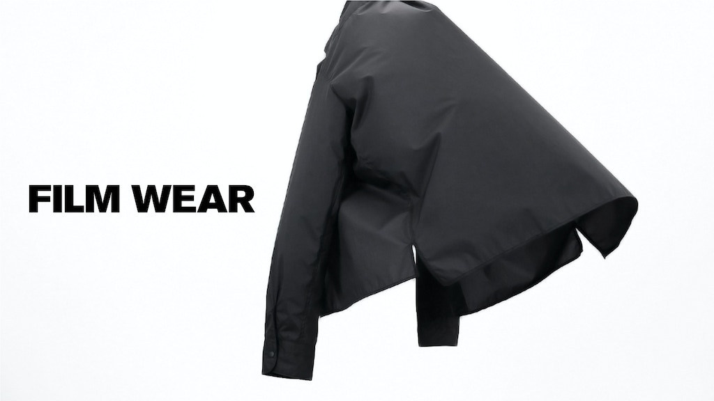 Film Wear - The ultimate in film-like clothing project video thumbnail