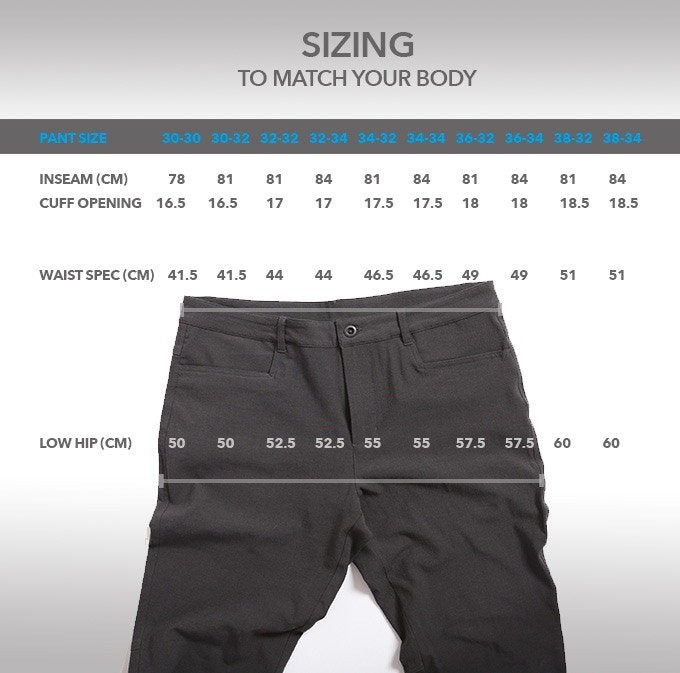 baac54aa36 The Longhaul Pant - Merino performance in style by Woolly by Woolly ...