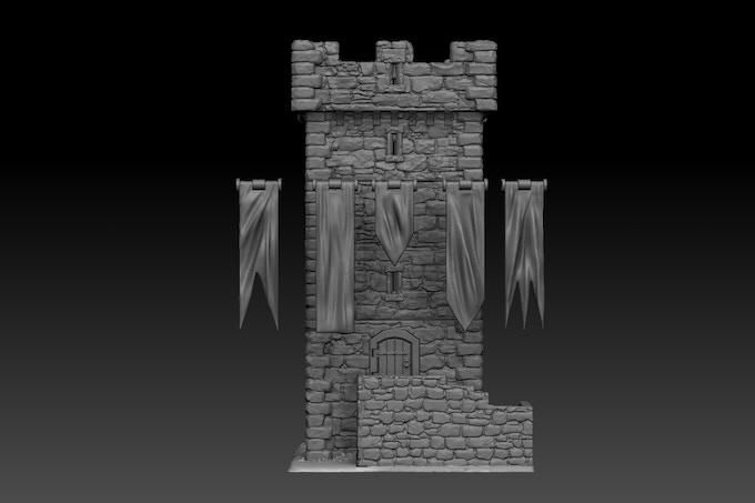 watchtower props