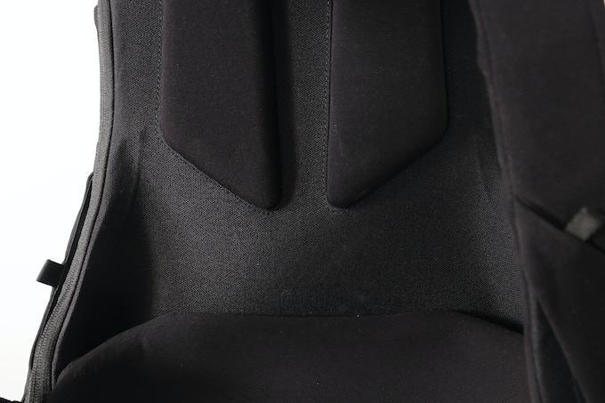 Superior ergonomics and comfort