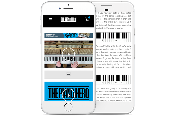 Learn Piano in just 10 weeks! by Andy — Kickstarter