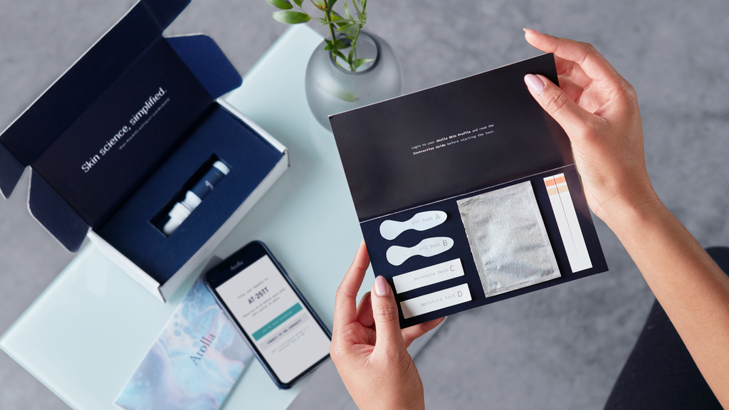 Atolla: Personal Skincare, Powered by Machine Learning project video thumbnail