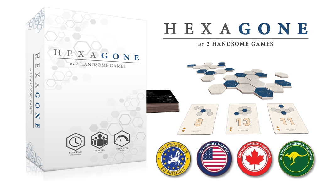 hexaGONE project video thumbnail