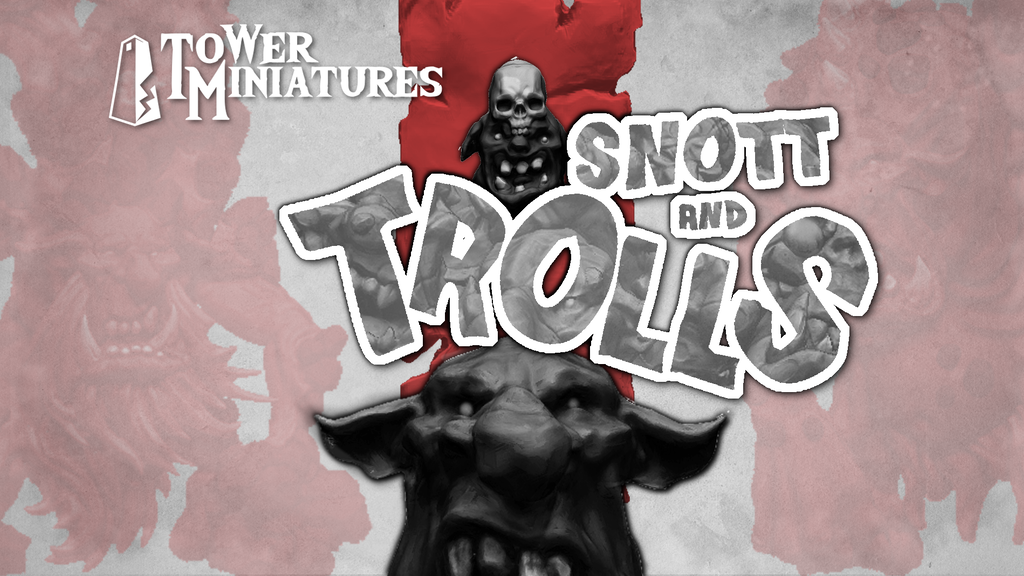 Project image for Snott and Trolls (Canceled)