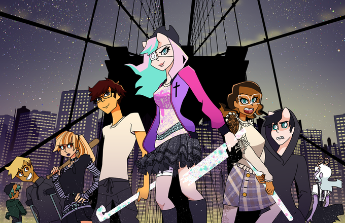 Anarchy Dreamers promotional image, 2018