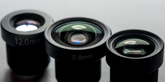 Small M12 lenses to be released shortly after launch