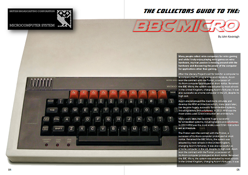 The Collectors Guide to the BBC Micro