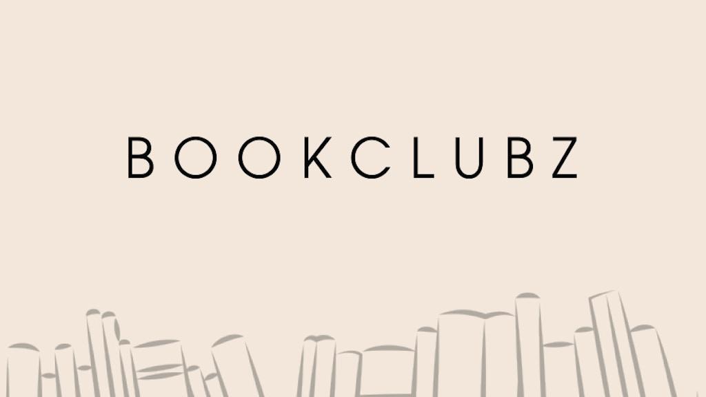 Bookclubz App project video thumbnail