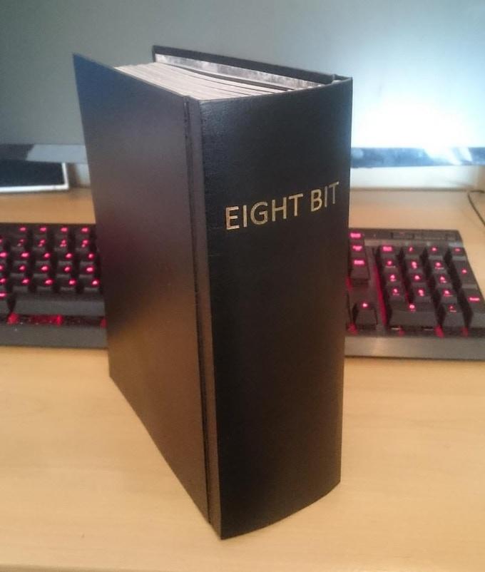 The Eight Bit Binder