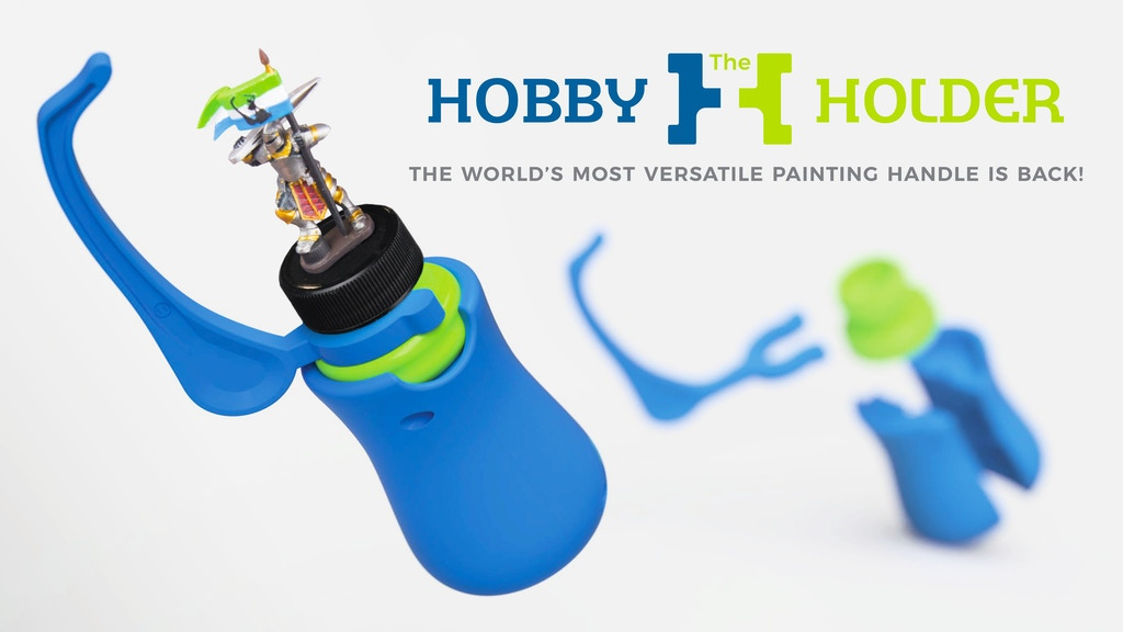 The World's Most Versatile Painting Handle and Grip Returns!