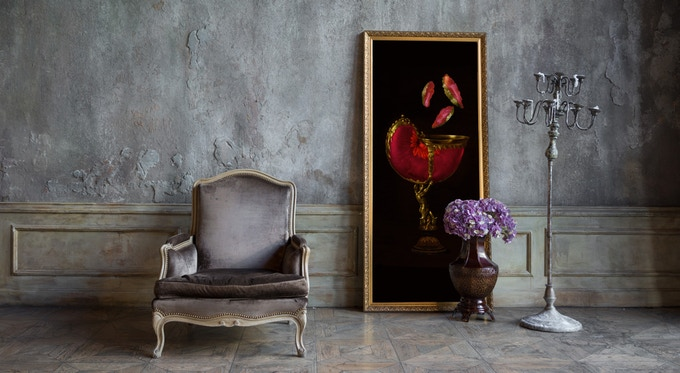 The Nautilus Series - Limited Edition - Royal Red - design presented in a simulated environment.