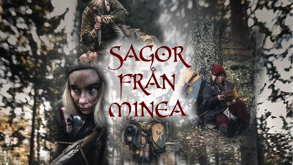 Sagor från Minea is the top crowdfunding project launched today. Sagor från Minea raised over $3169 from 18 backers. Other top projects include MaricopaCon 2019 and Macro-Con 2019, MÍA - CORTOMETRAJE, The 7th Sister #2...